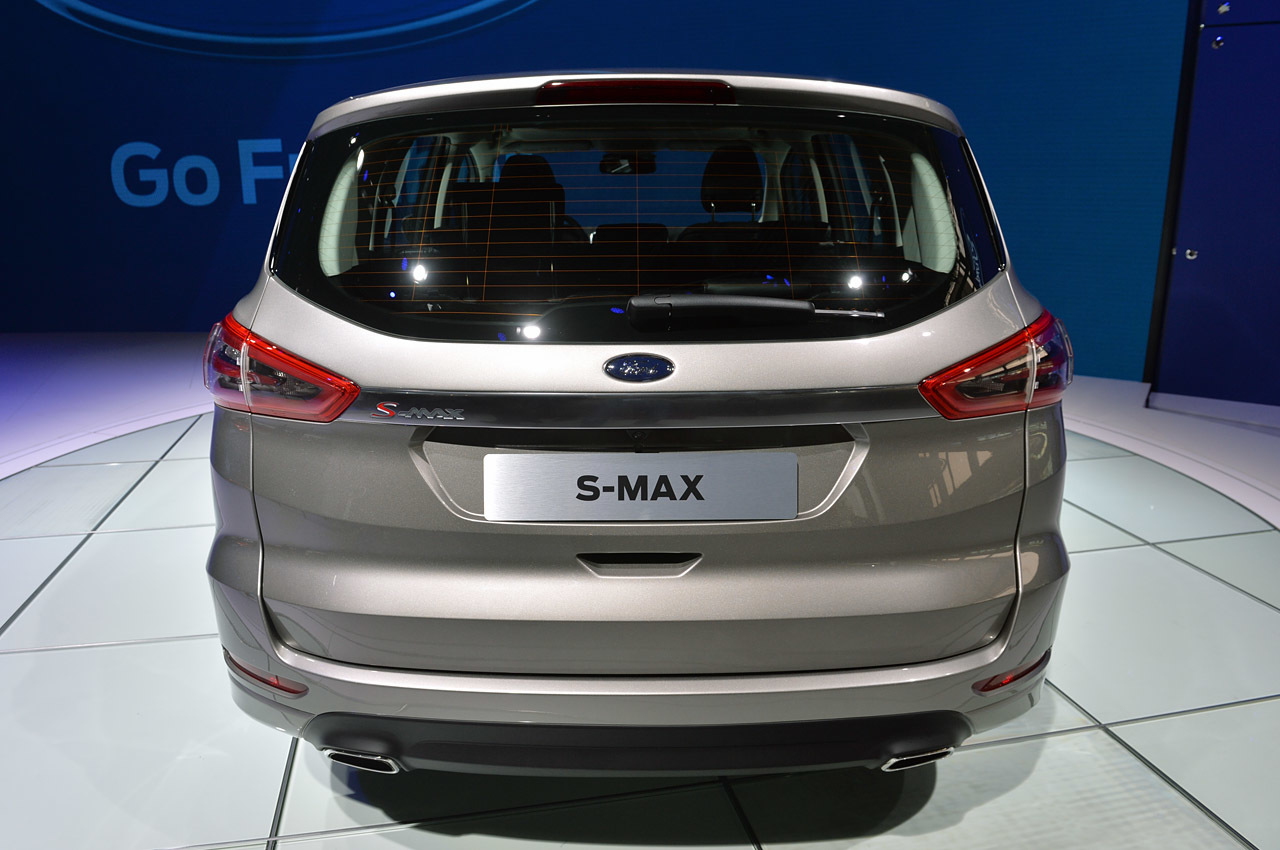 2015 ford s max paris 2014 photo gallery autoblog. Black Bedroom Furniture Sets. Home Design Ideas