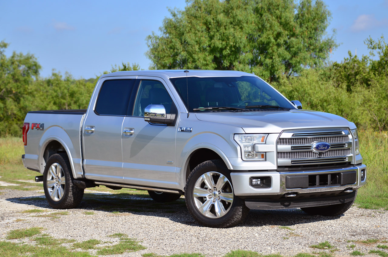 Popular 2015 Ford F150 First Drive Photo Gallery  Autoblog