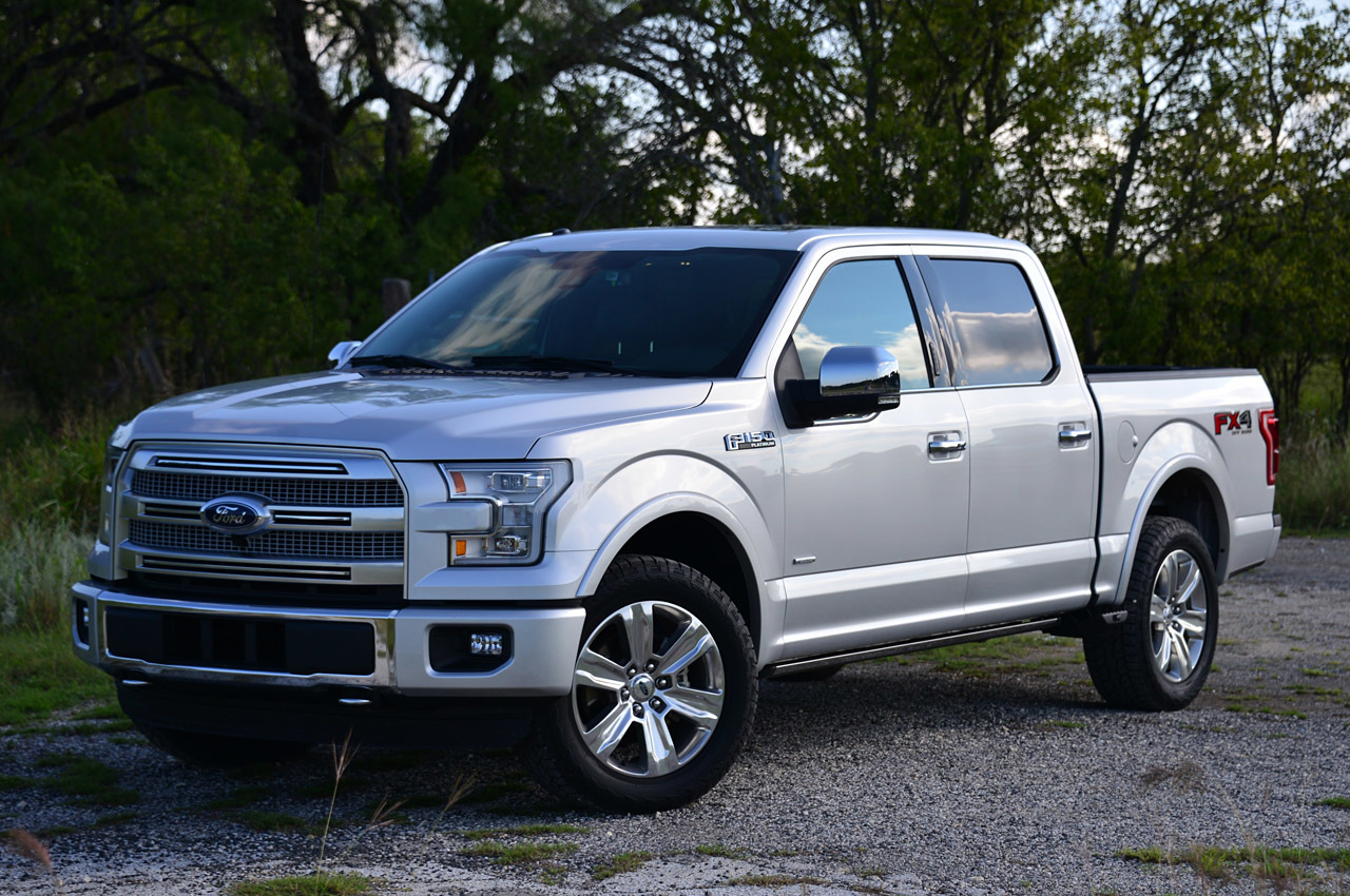 2015 Ford F-150  First Drive Photo Gallery
