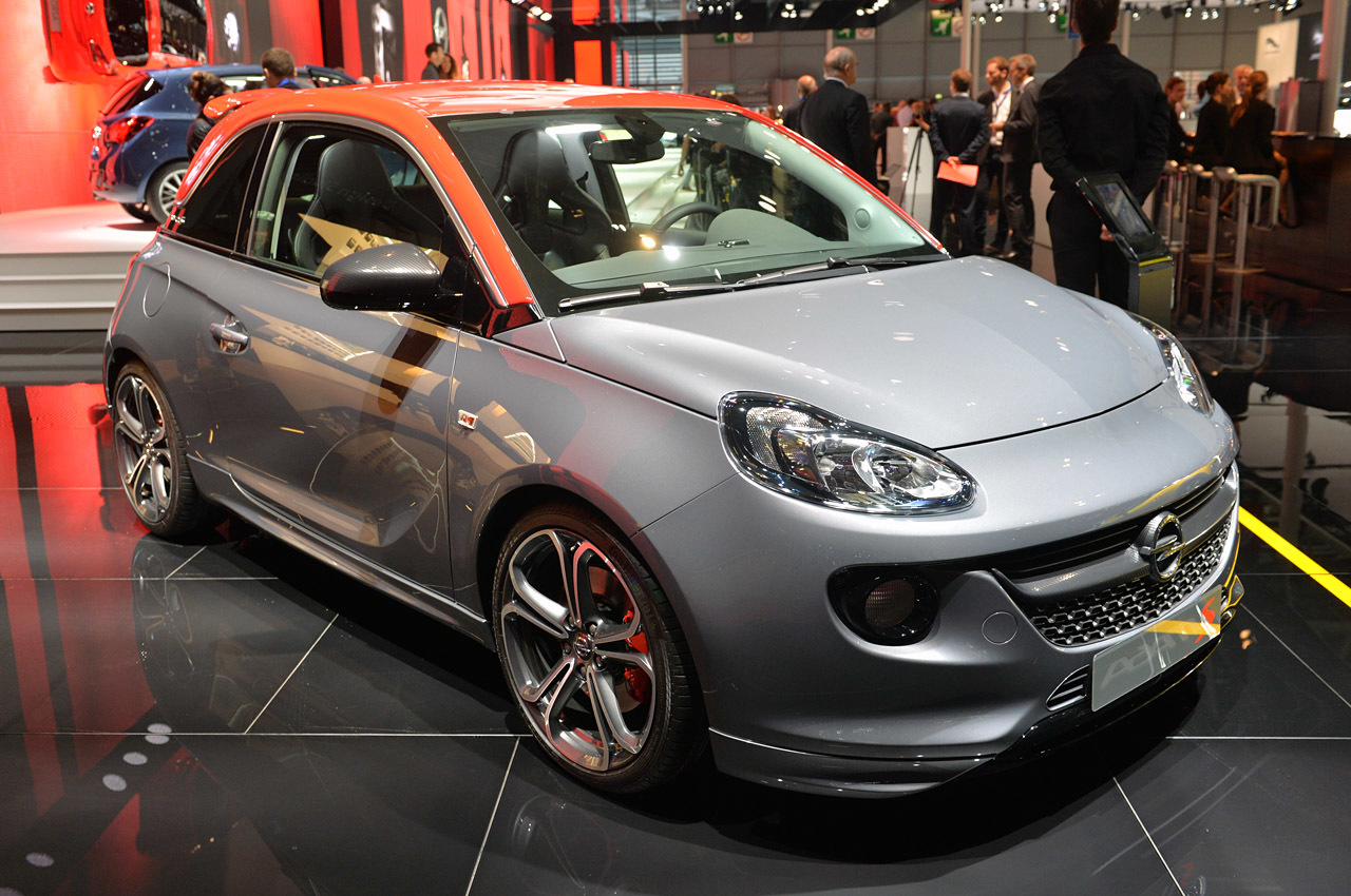 2015 opel adam s paris 2014 photo gallery autoblog. Black Bedroom Furniture Sets. Home Design Ideas