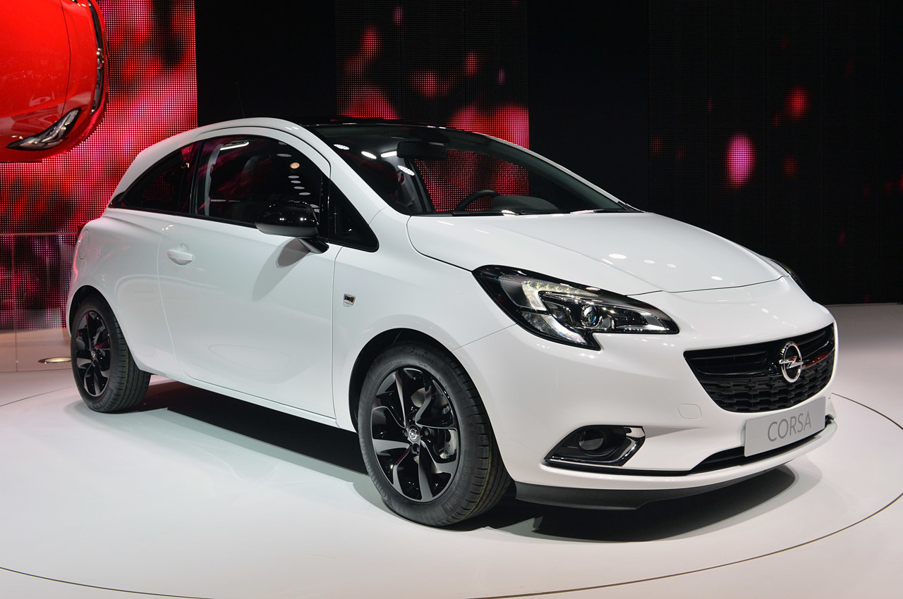 2015 Opel Corsa: Paris 2014 Photo Gallery - Autoblog