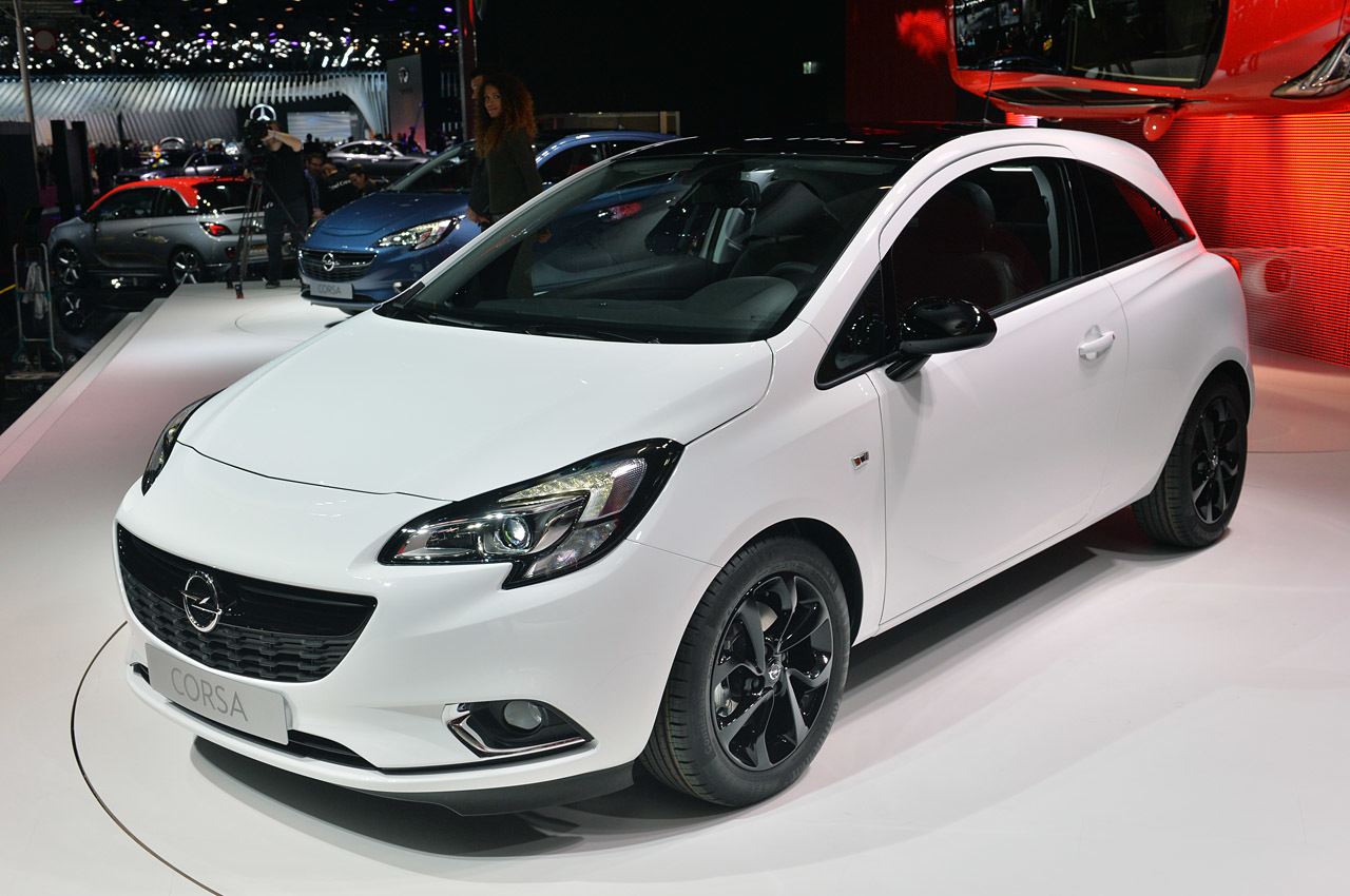 2015 opel corsa paris 2014 photo gallery autoblog. Black Bedroom Furniture Sets. Home Design Ideas