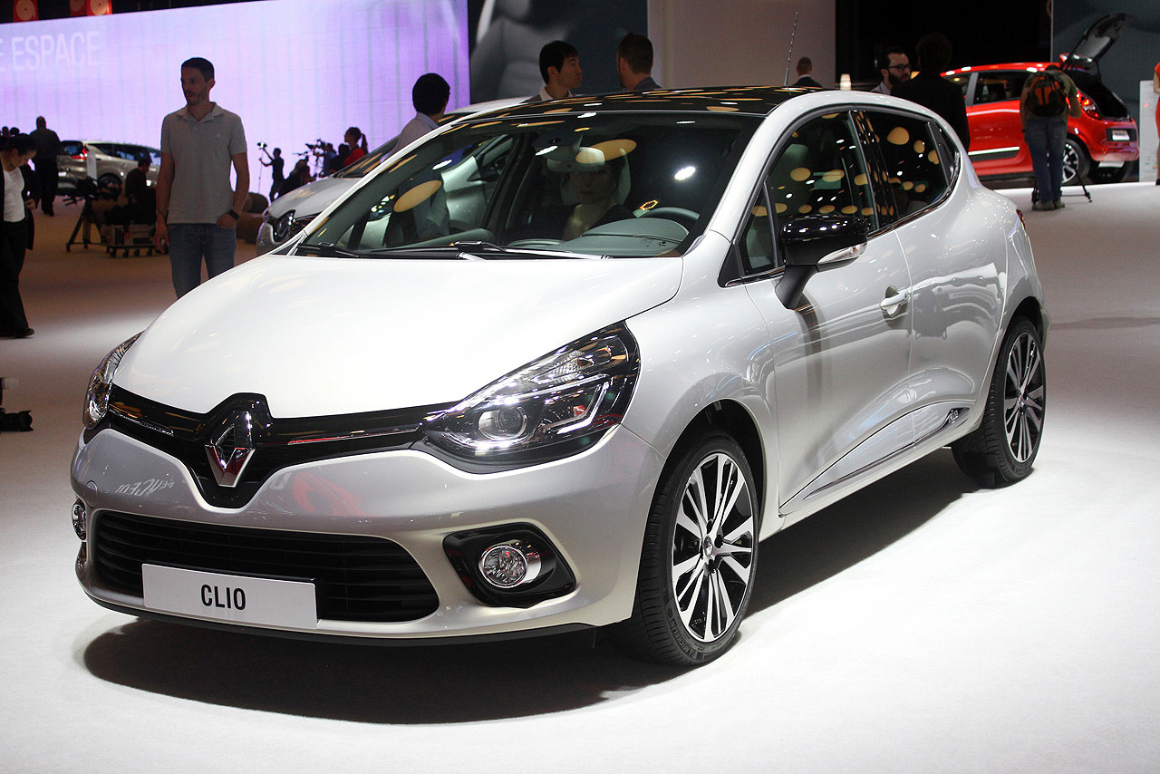 Renault Clio Initiale Paris Paris 2014 Oct 3 2014 Photo Gallery