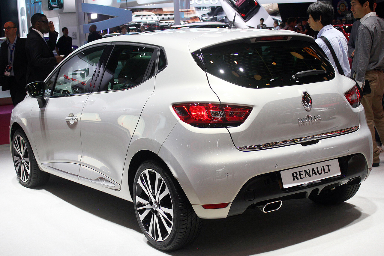 renault clio initiale paris paris 2014 photo gallery autoblog. Black Bedroom Furniture Sets. Home Design Ideas