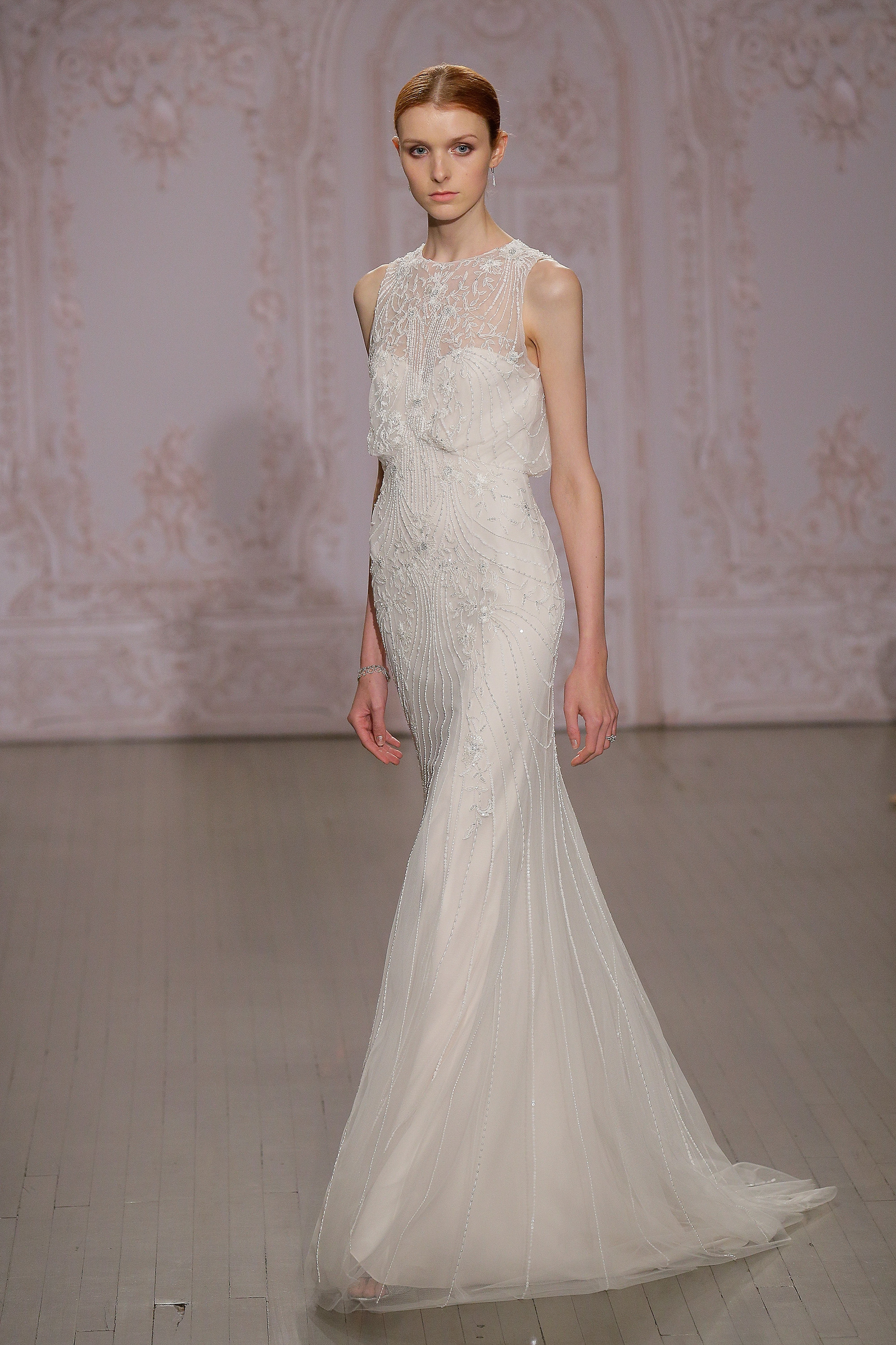 Bridal Fashion Week Fall 2015 Bridal Fashion Show 2015