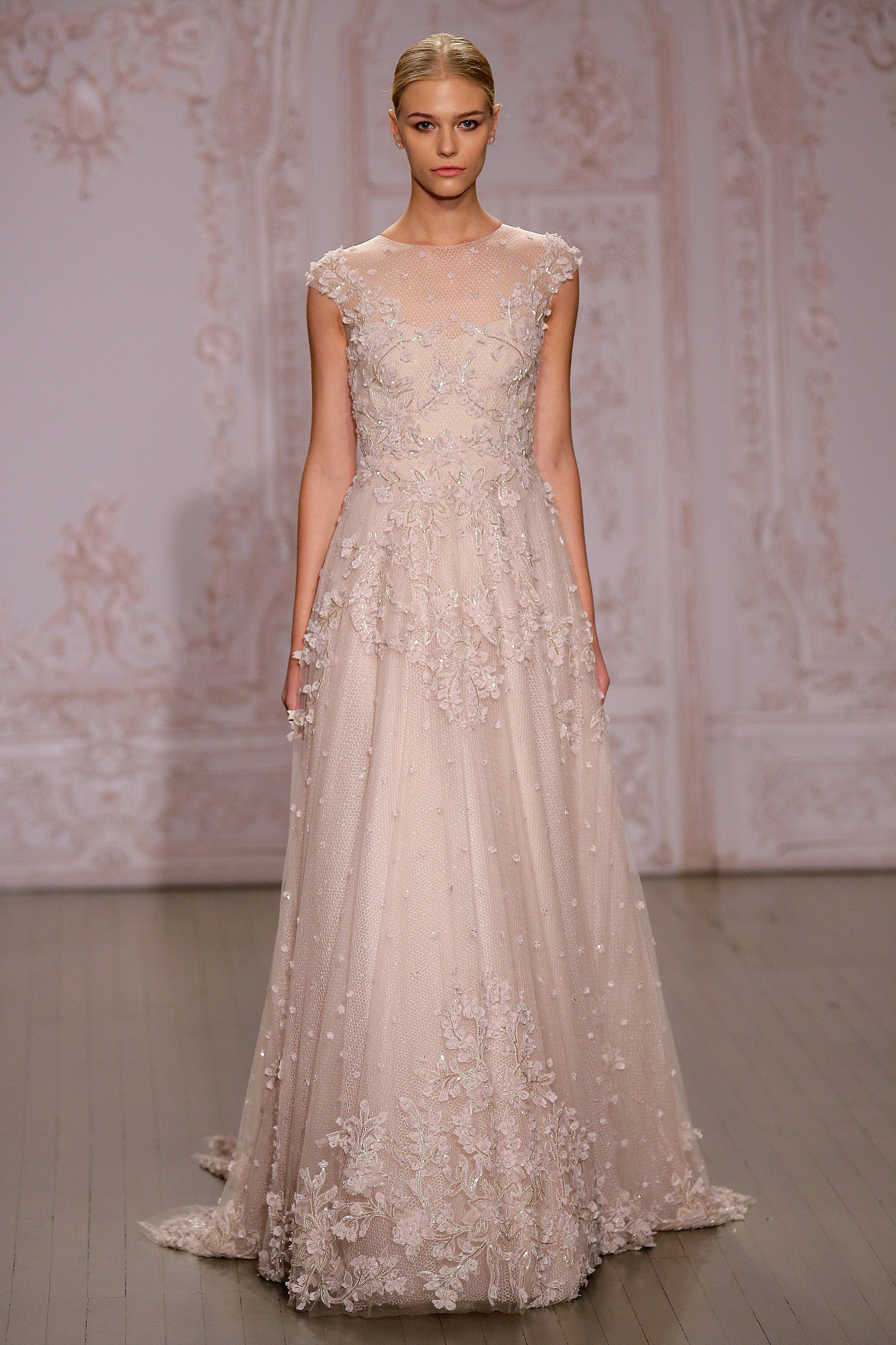 Bridal Fashion Week Fall 2015 Bridal Fashion Week Monique