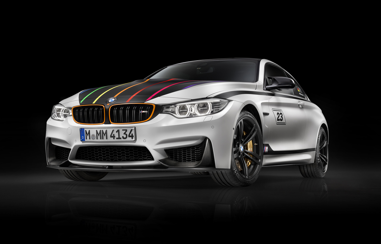Bmw M4 Dtm Champion Edition Photo Gallery Autoblog