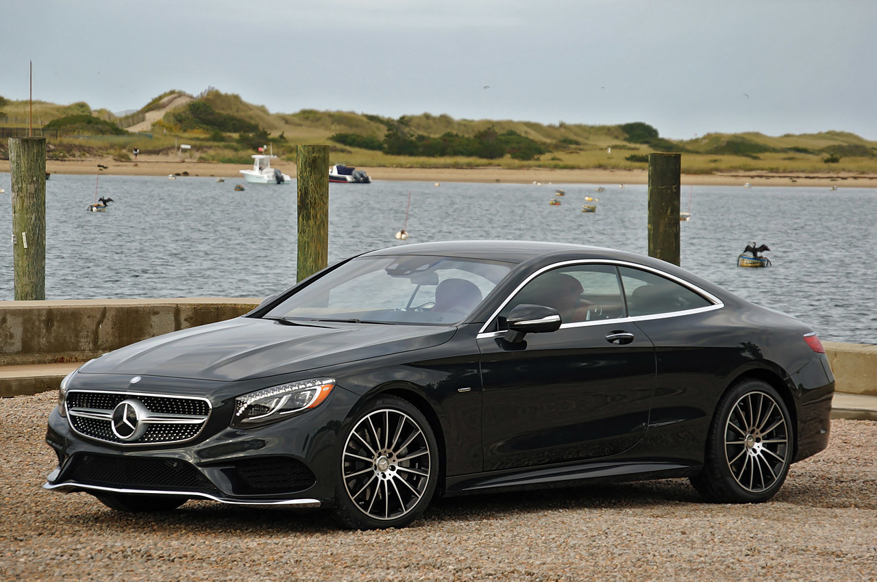 2015 mercedes benz s class coupe first drive photo for Mercedes benz s class coupe
