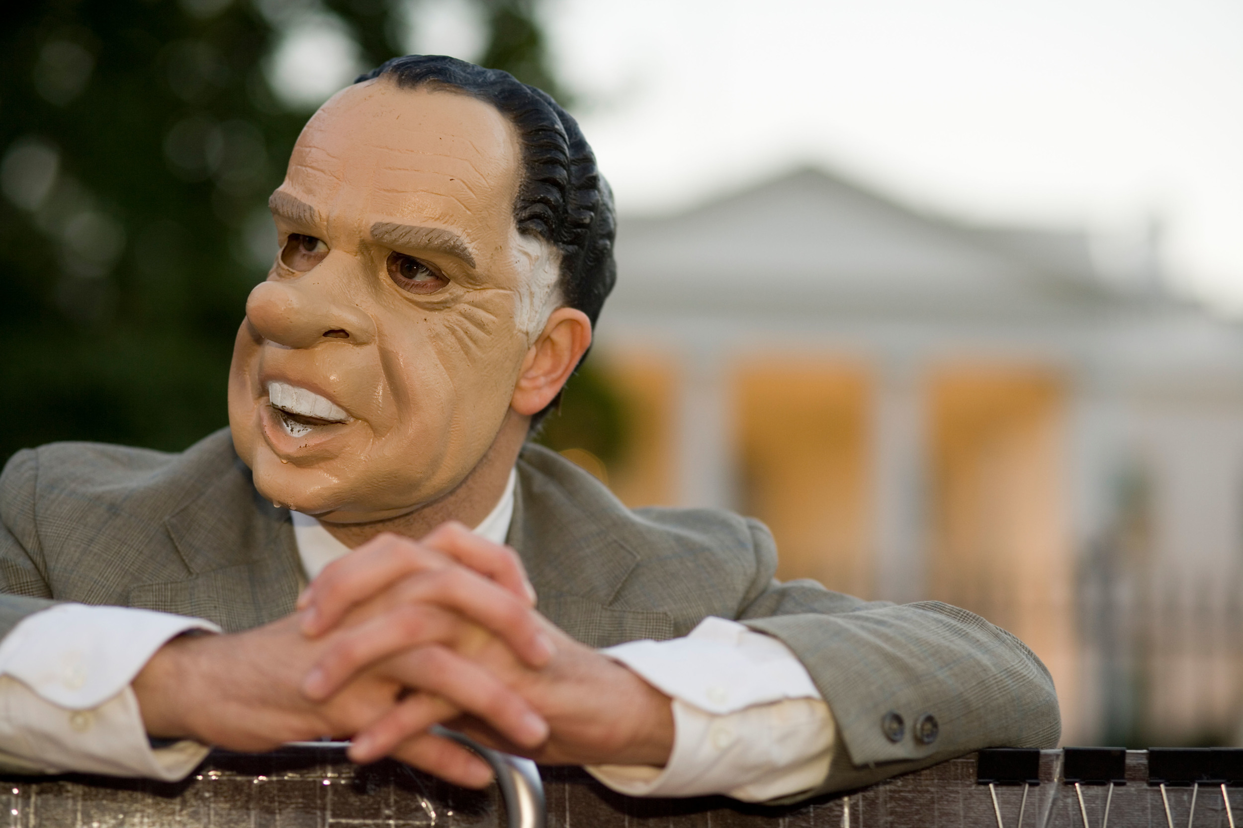 Richard Nixon Mask Pictures to Pin on Pinterest - PinsDaddy