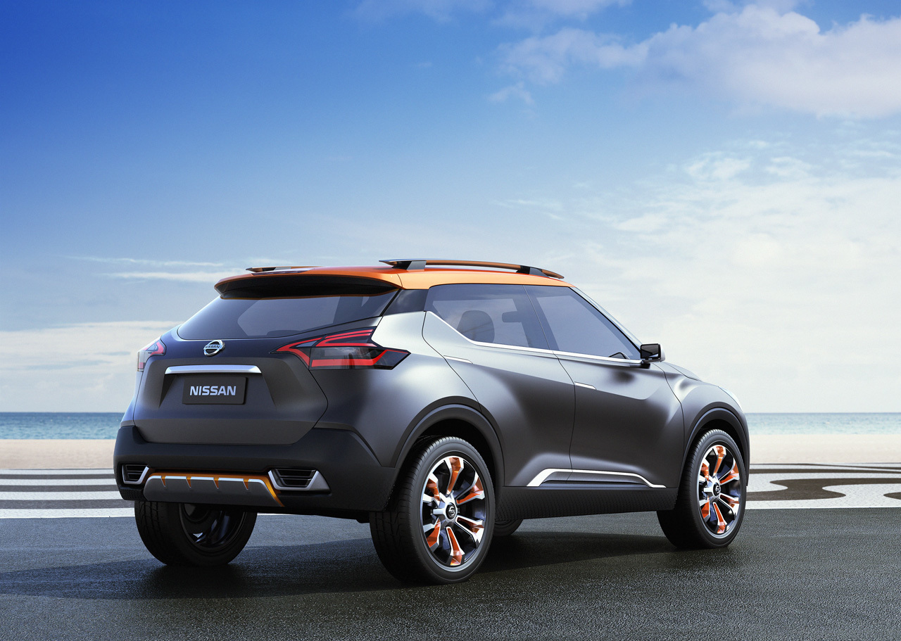 Nissan Certified Pre Owned >> Nissan Kicks Concept Photo Gallery - Autoblog