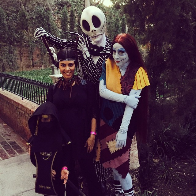 Kylie Jenner's Halloween Costume Revealed! | Cambio