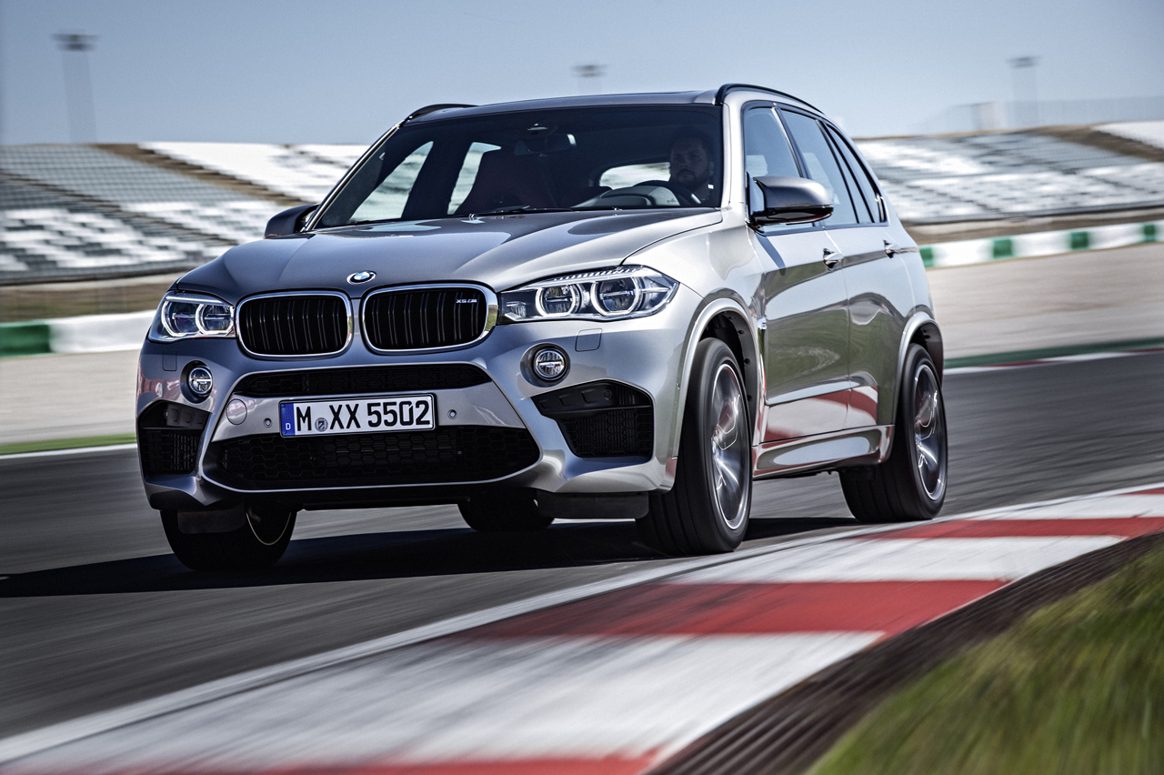 2016 Bmw X5 M Photo Gallery Autoblog