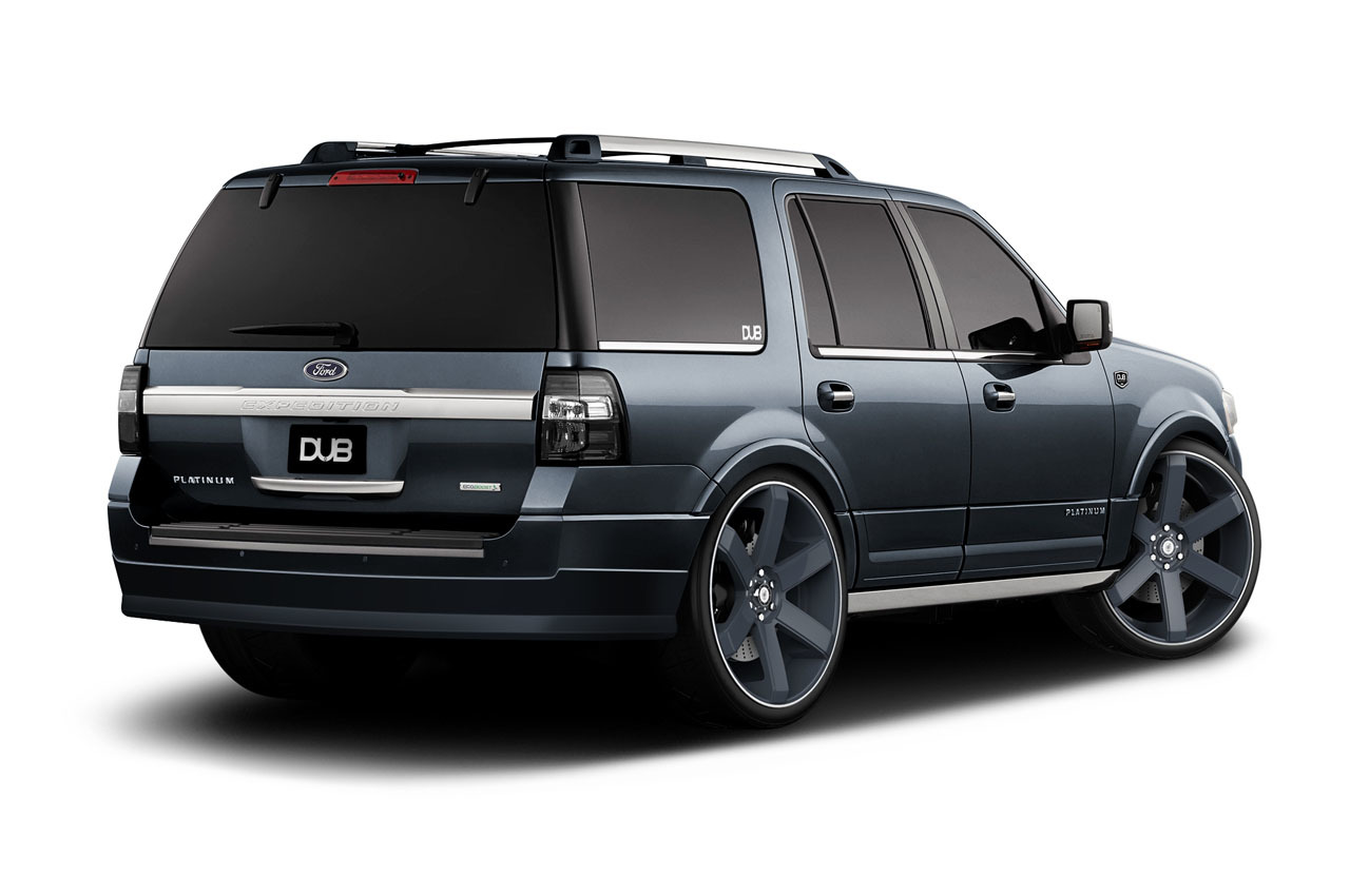 Ford expedition for 2014 sema show photo gallery autoblog