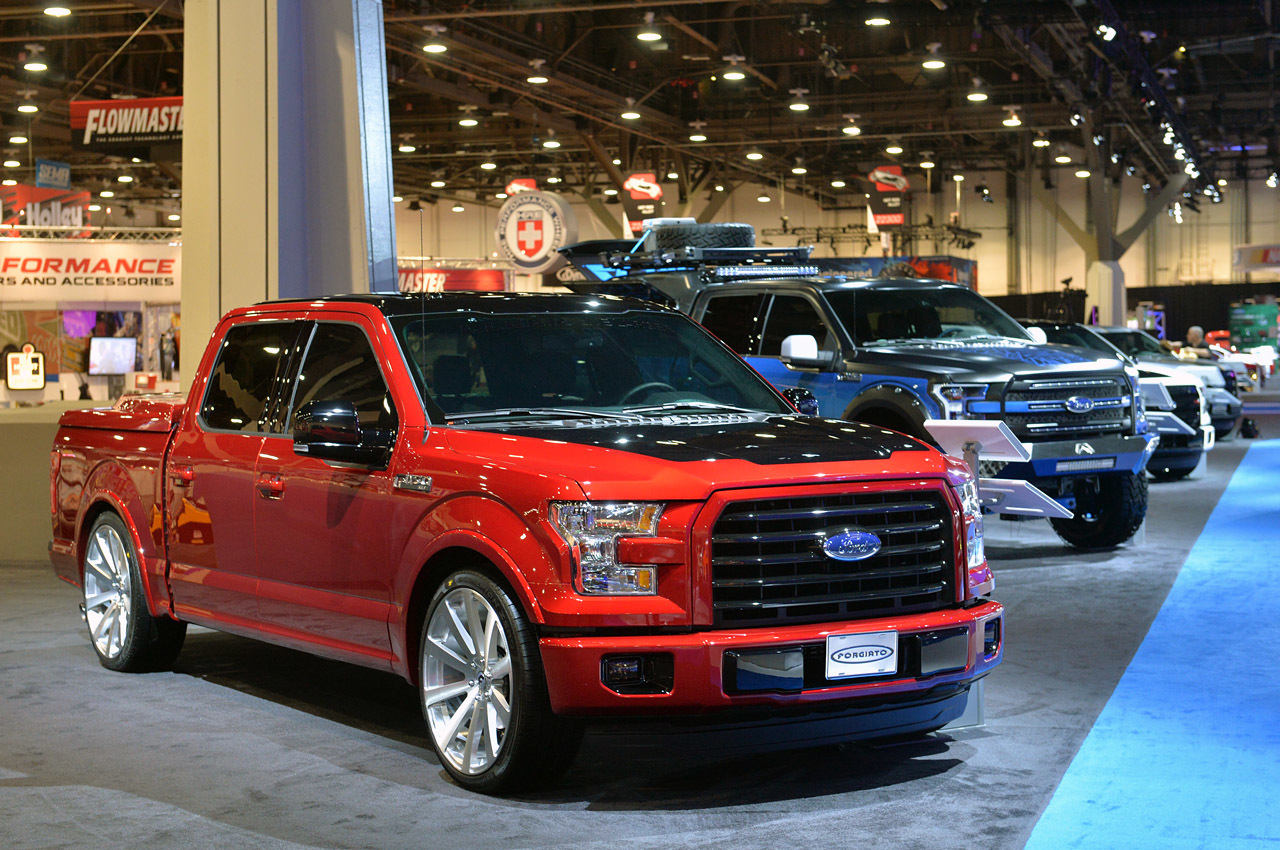 2015 ford f 150 customs sema 2014 photo gallery autoblog. Black Bedroom Furniture Sets. Home Design Ideas