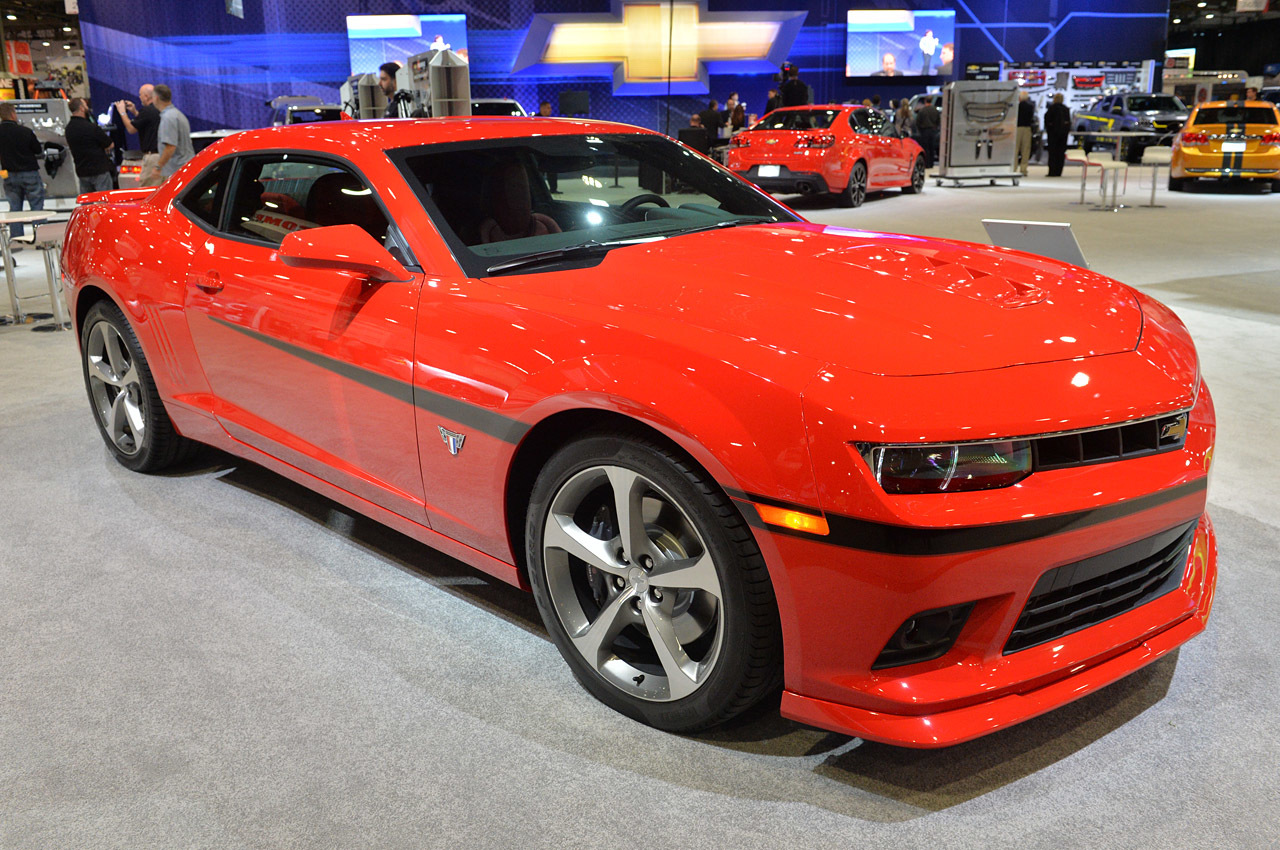 2015 Chevrolet Camaro Commemorative Edition SEMA 2014