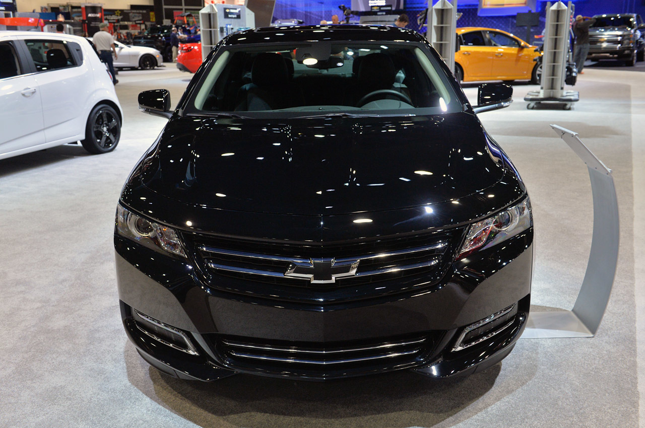 Re 2015 chevrolet impala midnight edition in the works