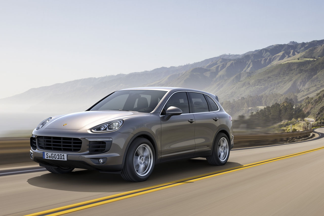 Wonderful 2015 Porsche Cayenne Photo Gallery  Autoblog