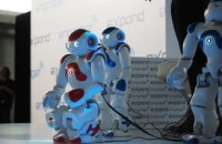 Watch these adorable robots dance better than you