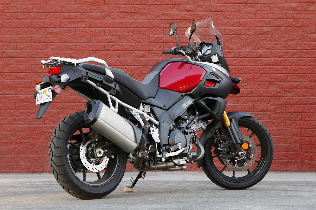 2014 suzuki v strom 1000 abs first ride photo gallery autoblog. Black Bedroom Furniture Sets. Home Design Ideas