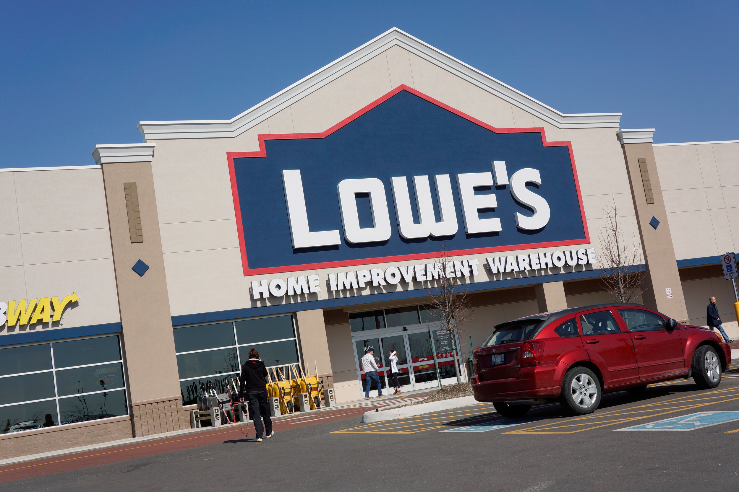 Image gallery lowe 39 s store l for Lowes glassdoor