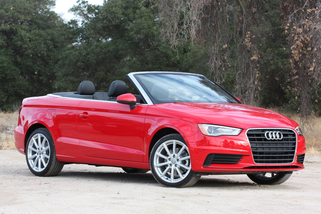 2015 audi a3 cabriolet: quick spin photo gallery - autoblog