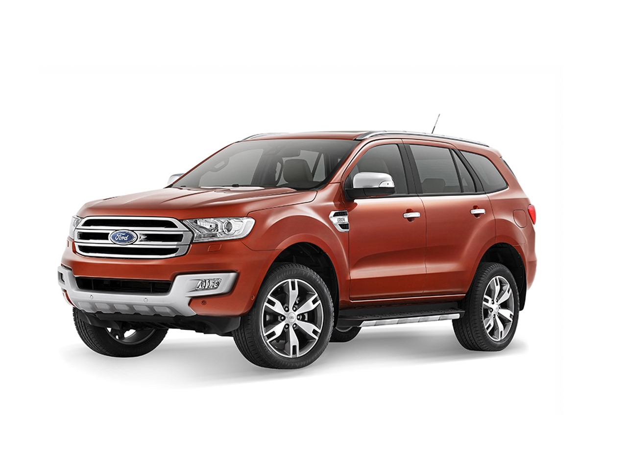 2015 Ford Everest Photo Gallery Autoblog