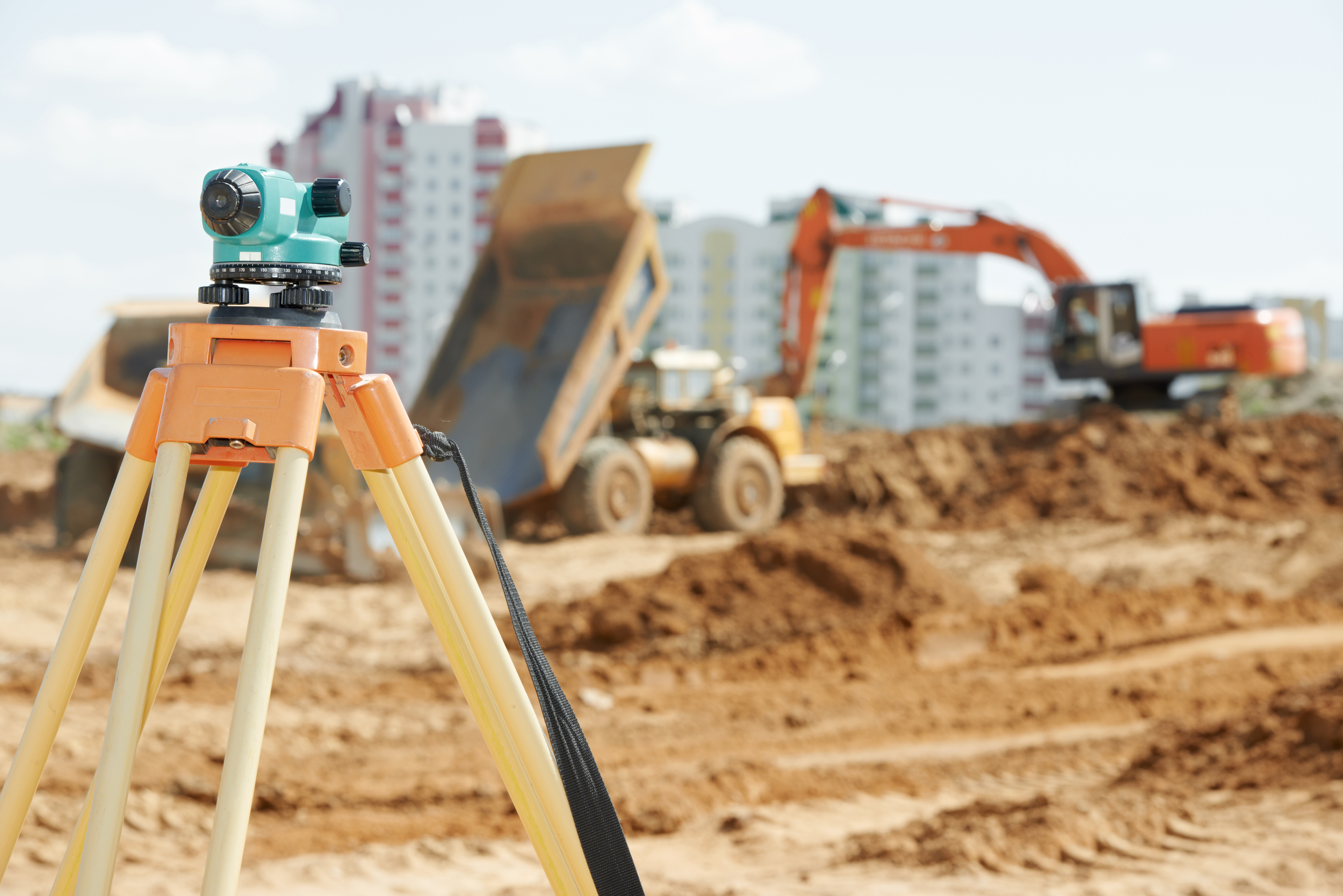 how to start a career in land surveying