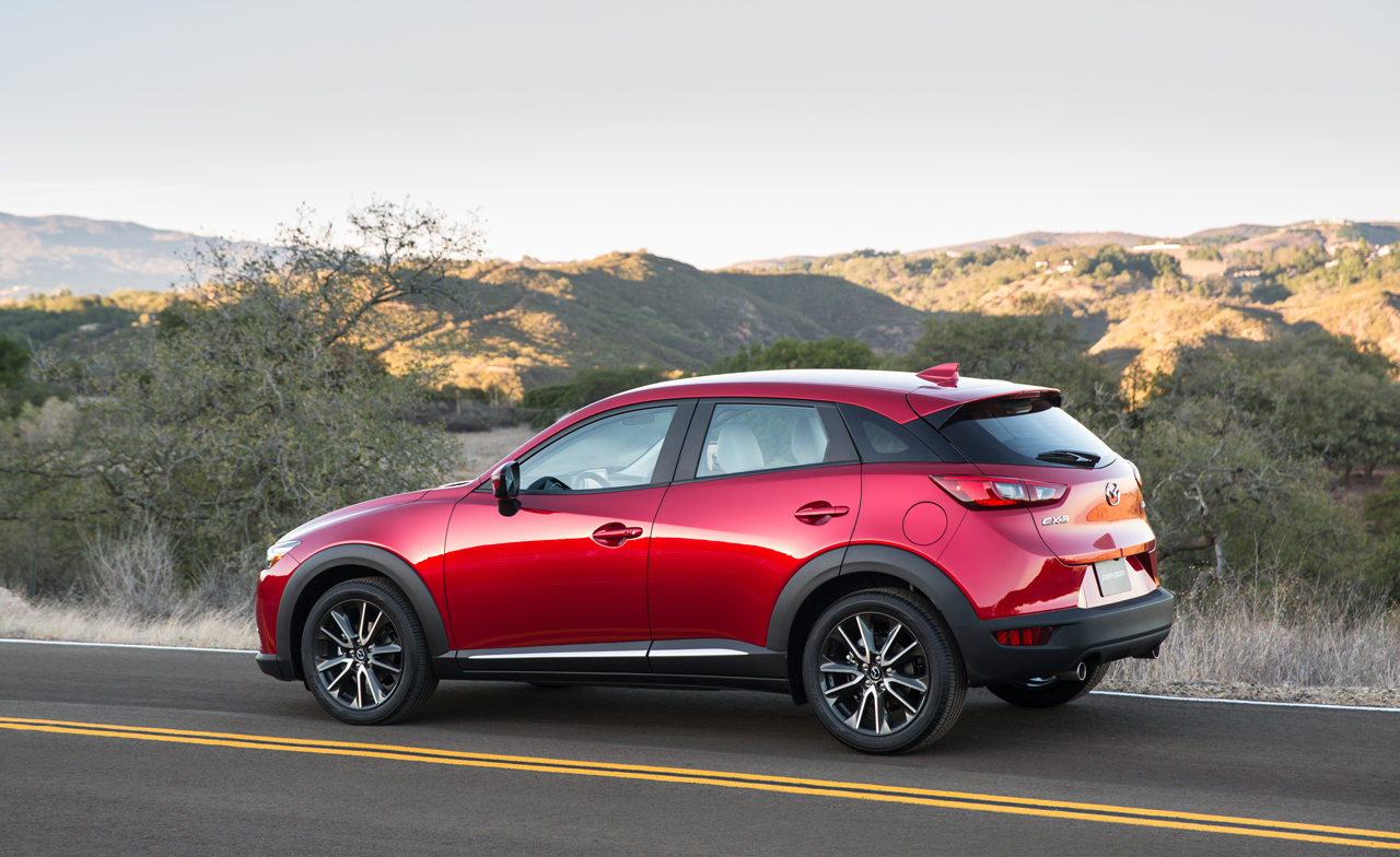 Mazda Certified Pre Owned >> 2016 Mazda CX-3 Photo Gallery - Autoblog
