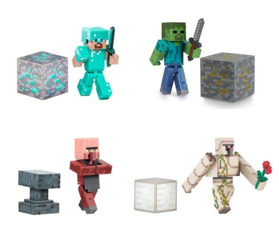 Walmart Minecraft Toys For Boys : Minecraft cards at walmart related keywords
