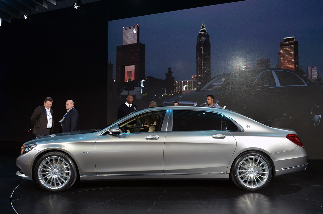 2016 Mercedes Maybach S600 La 2014 Photo Gallery Autoblog