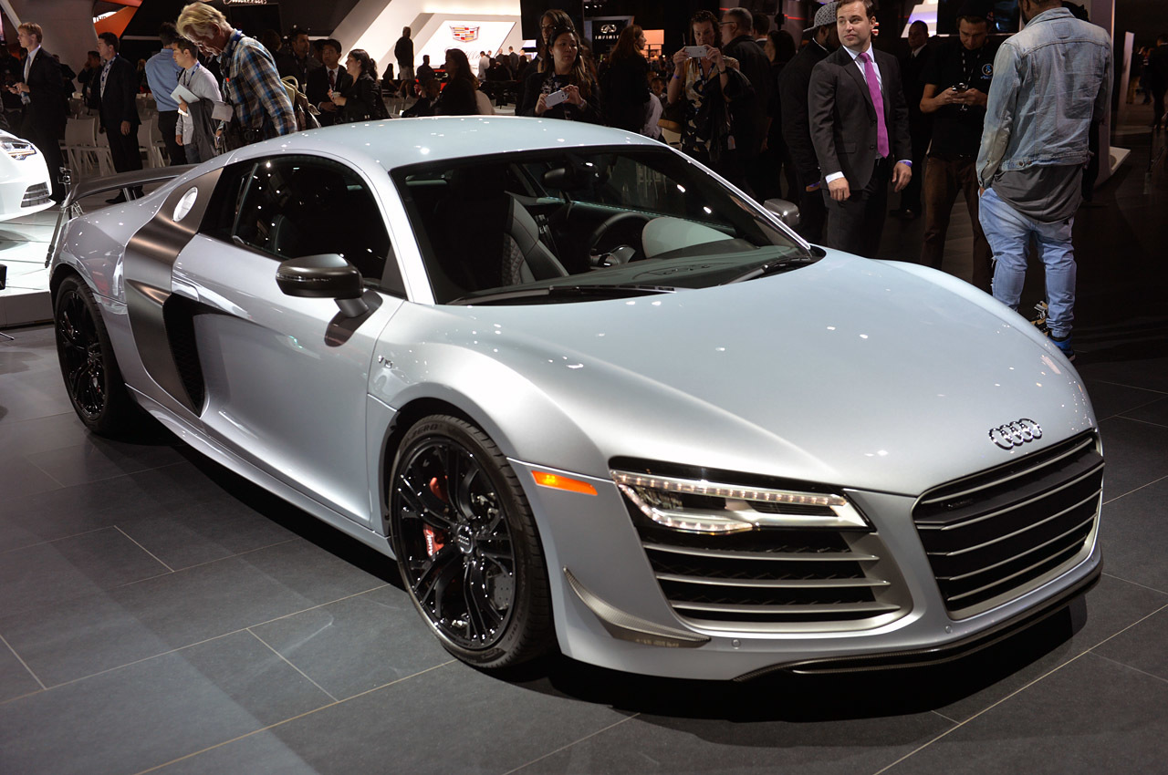 2015 Audi R8 Competition La 2014 Photo Gallery Autoblog