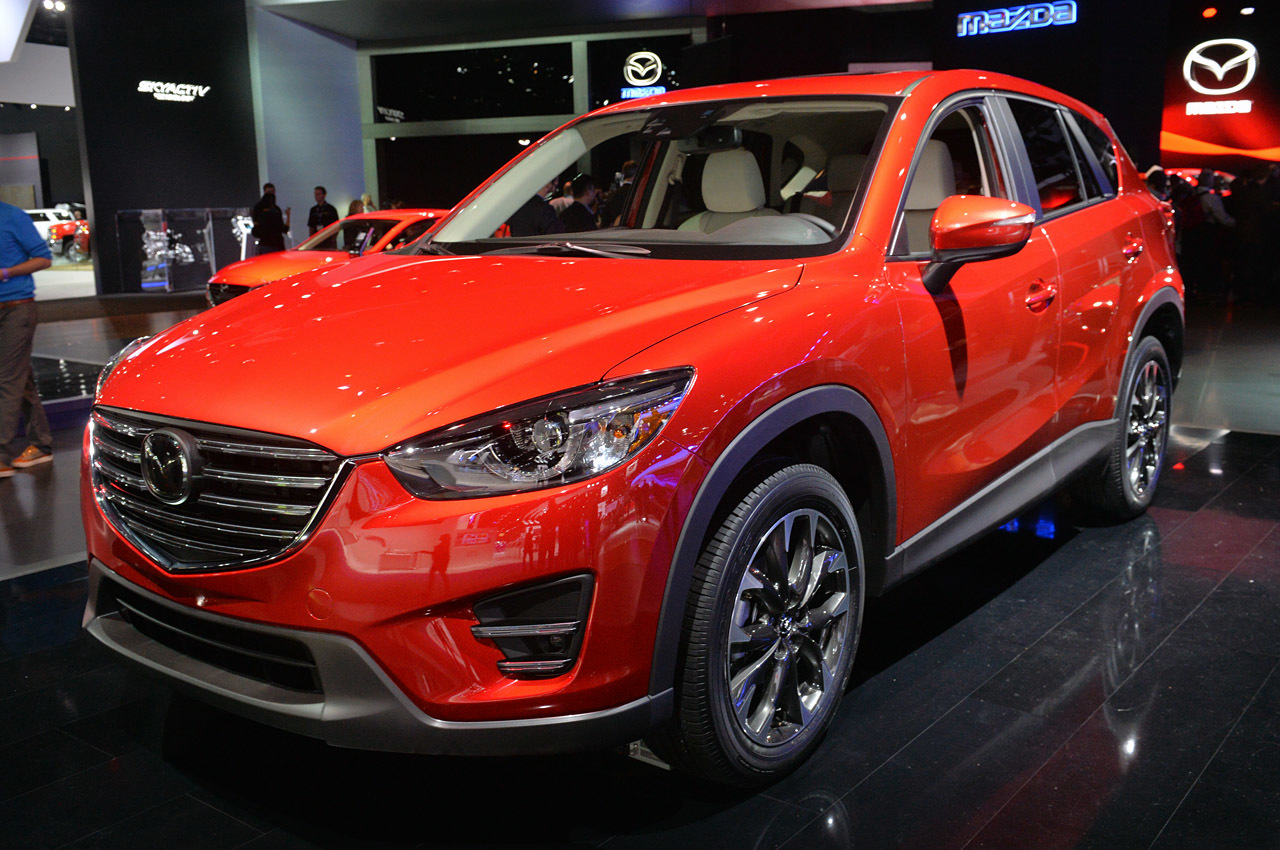 2016 mazda cx 5 changes