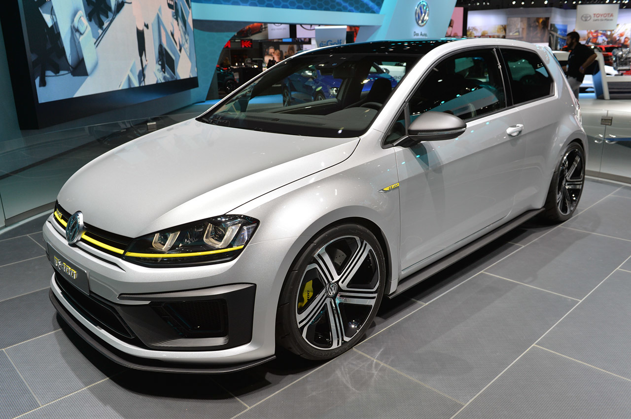 Volkswagen Golf R400 Concept La 2014 Photo Gallery Autoblog