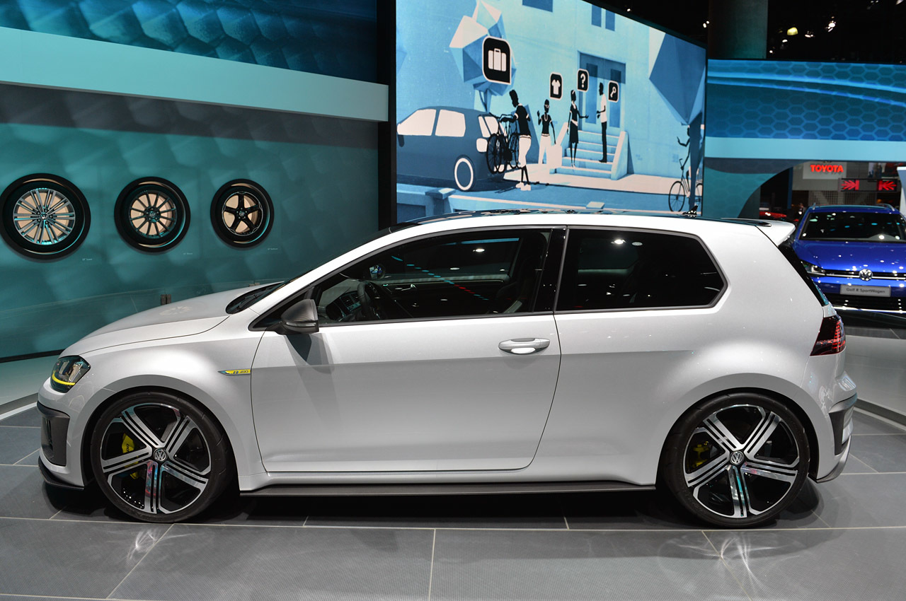 volkswagen golf r400 concept la 2014 photo gallery autoblog. Black Bedroom Furniture Sets. Home Design Ideas
