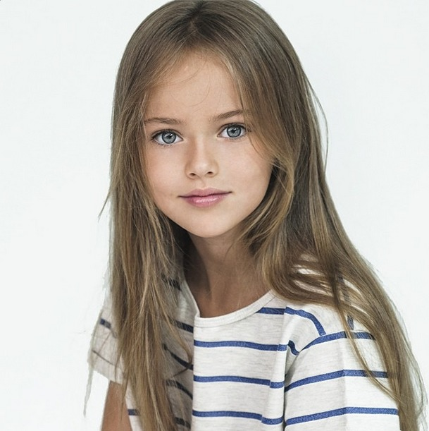 Meet 9 Year Old Model Kristina Pimenova on embeda