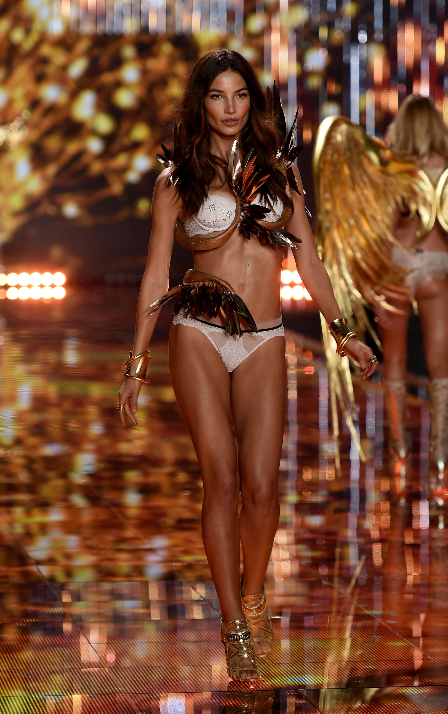 Is The Victorias Secret Fashion Show More Than One Take