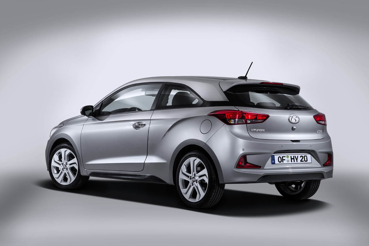 2015 Hyundai I20 Coupe Photo Gallery Autoblog