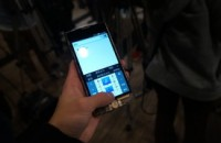 Japan's first Firefox OS phone is transparent