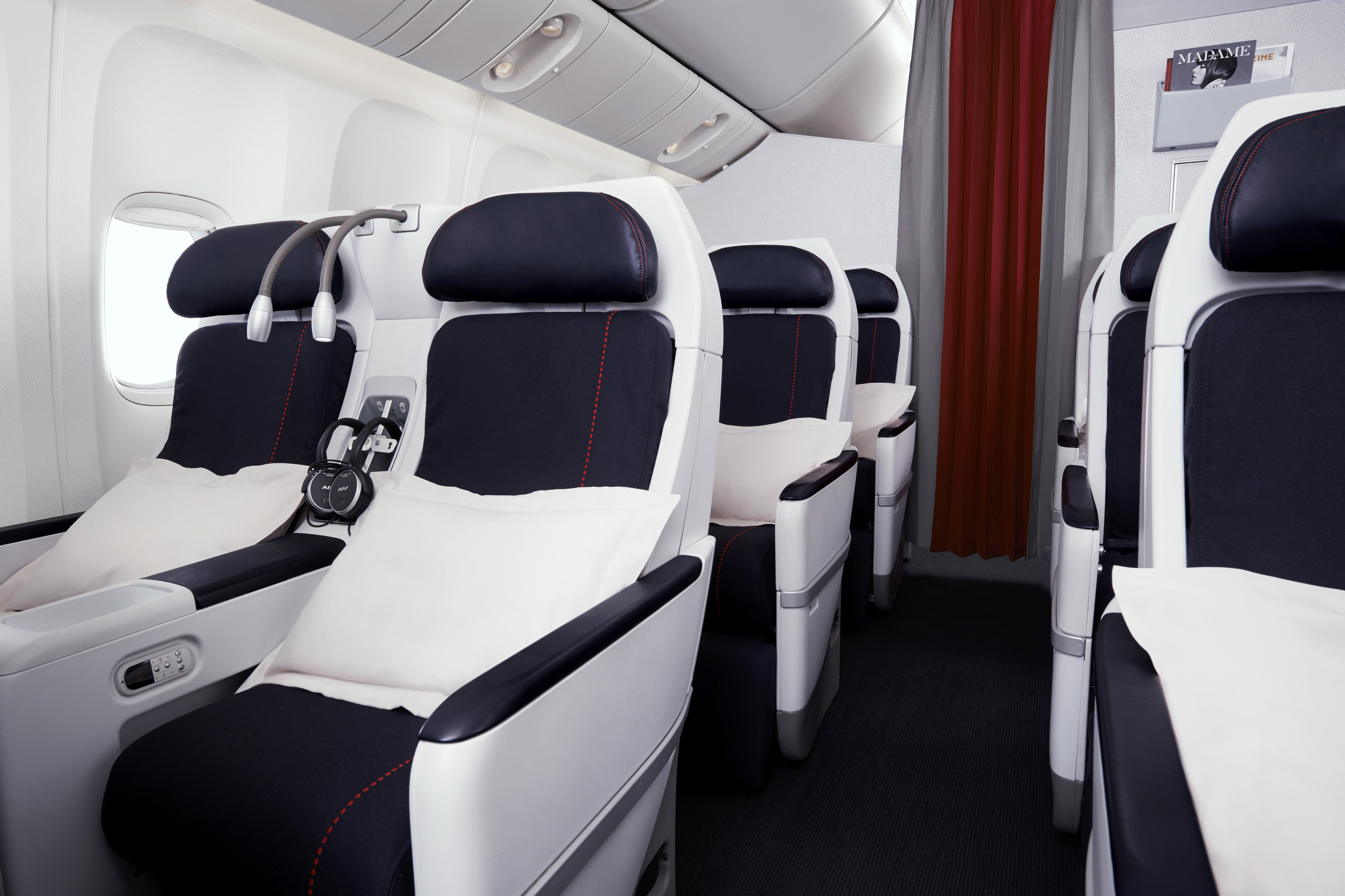 World 39 s best premium economy seats aol travel uk for Air france vol interieur