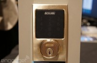 Schlage's new smart lock lets you open your door with your voice