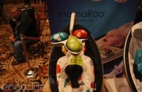 mamaRoo's new electric babyrocker can now soothe by Bluetooth