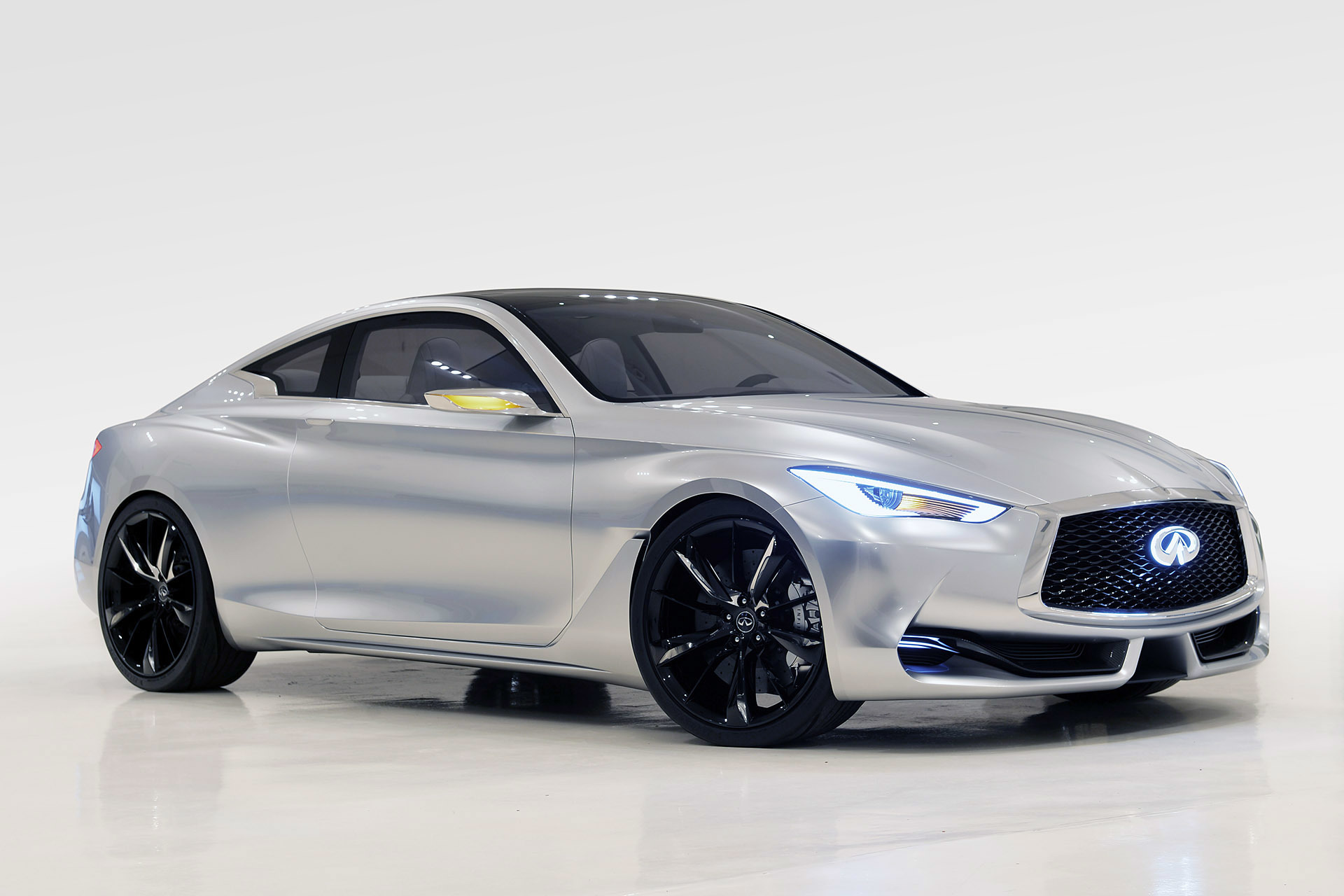 Infiniti Q60 Concept Detroit 2015 Photo Gallery Autoblog