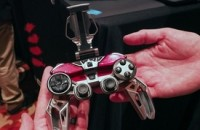 This is what a $300 game controller looks like