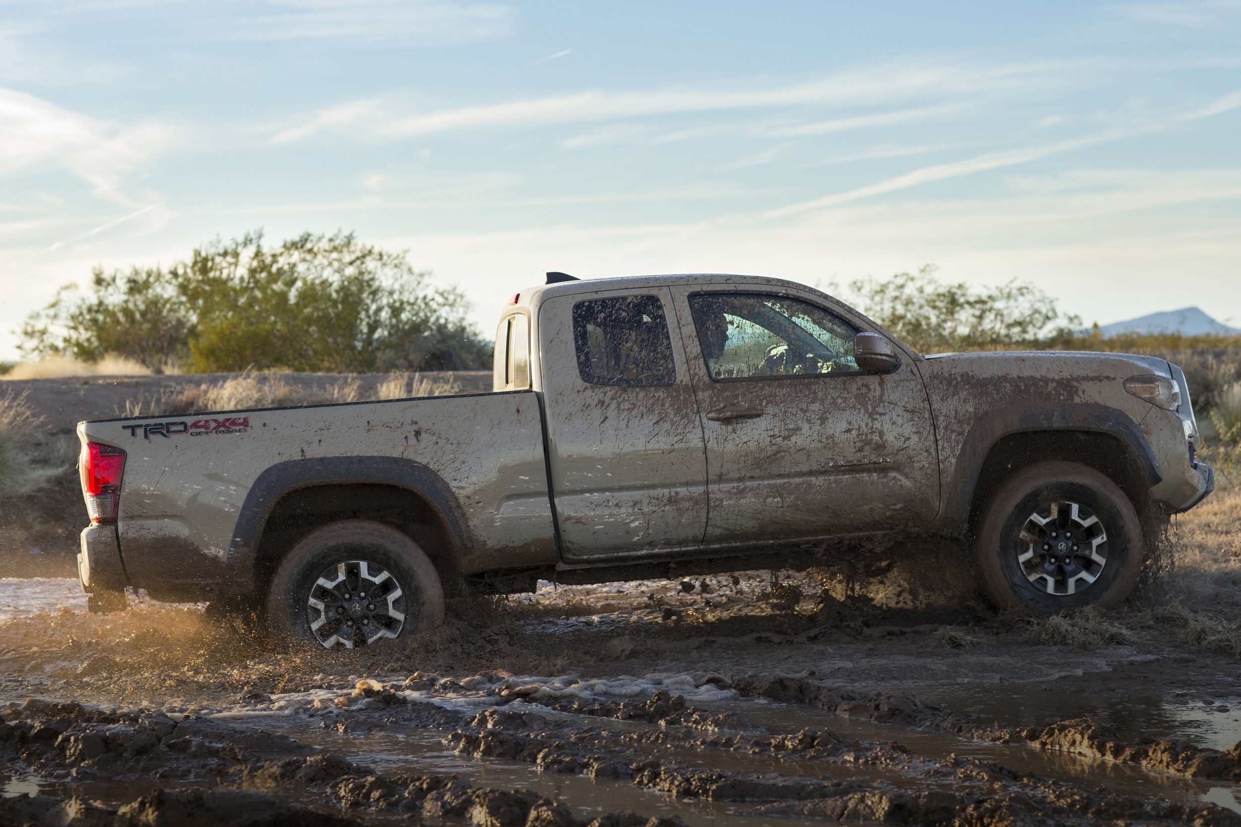 Toyota Tacoma Trd Off Road Quick Spin Review Autoblog