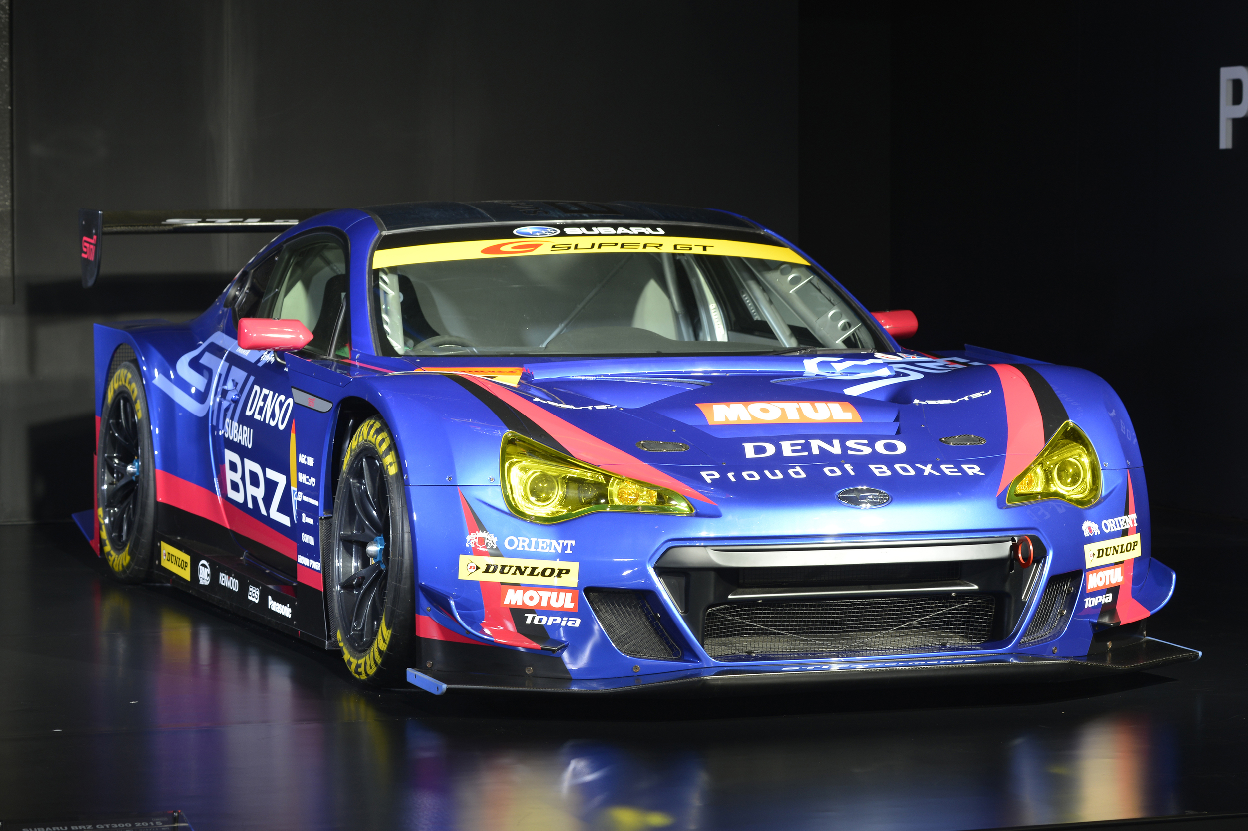 Subaru shows racing versions of STI and BRZ - Autoblog