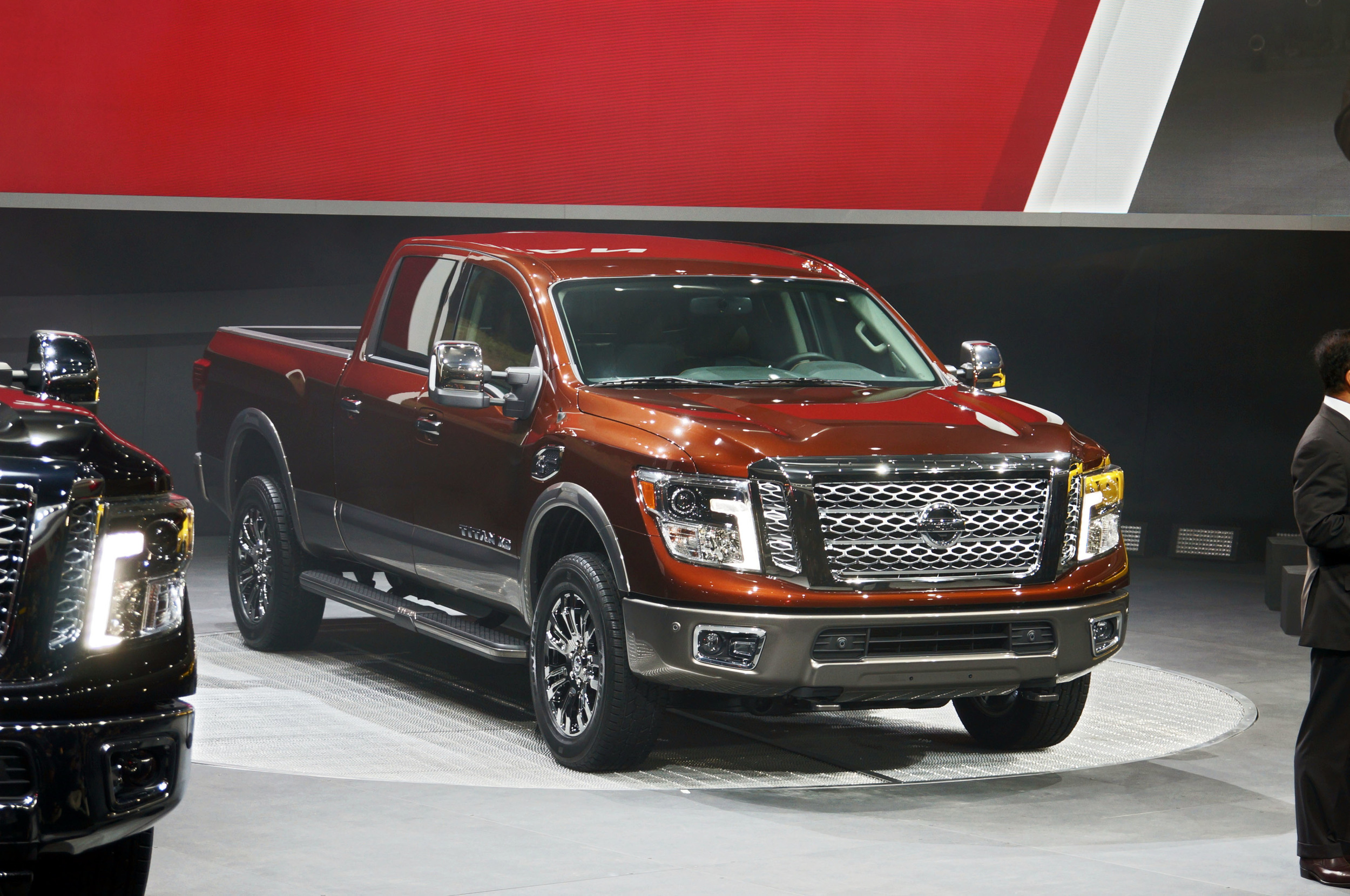 2016 nissan titan xd detroit 2015 photo gallery autoblog. Black Bedroom Furniture Sets. Home Design Ideas