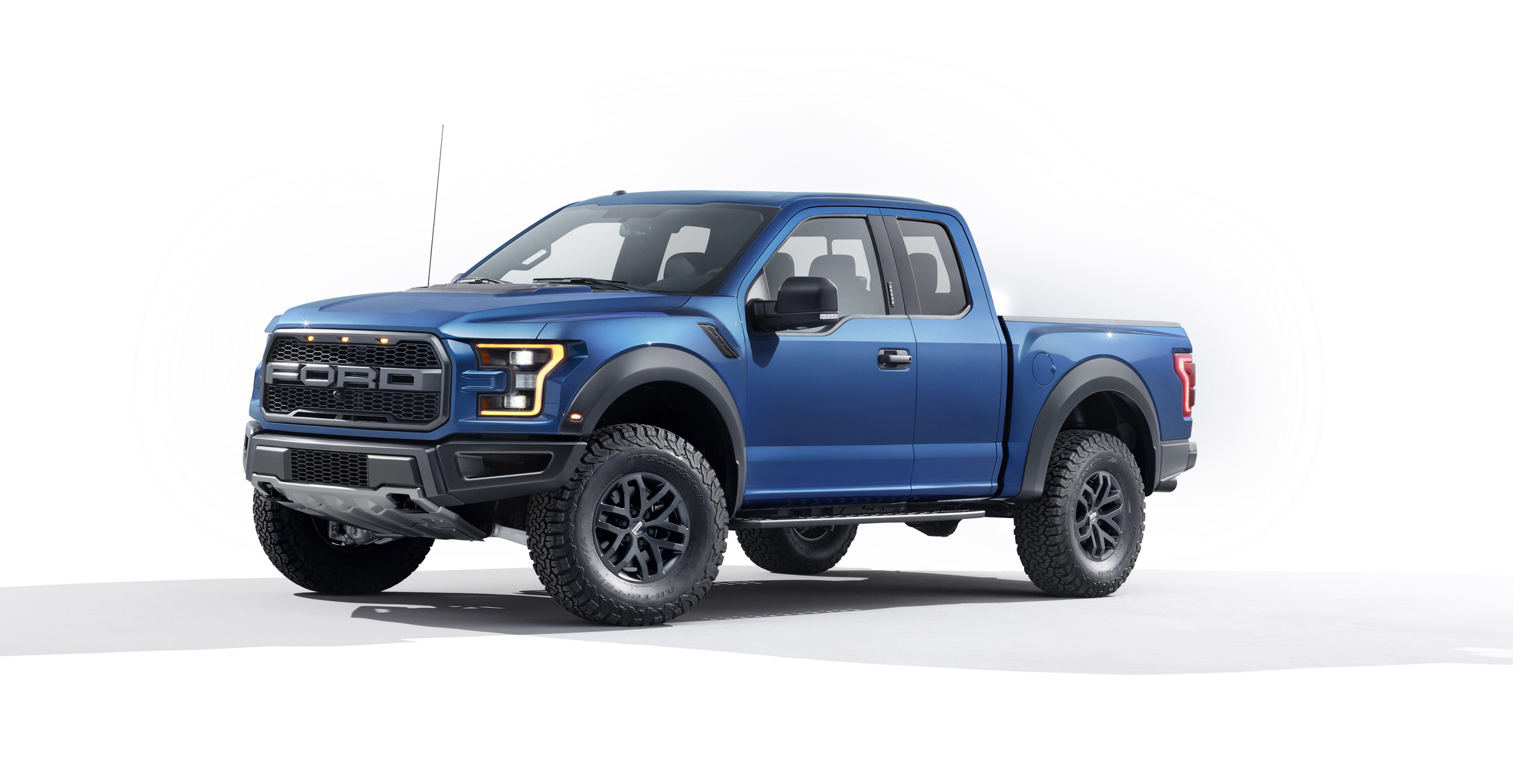 Thread: NAIAS 2015: 2017 Ford F-150 Raptor