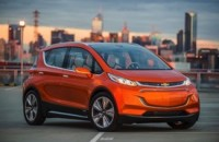 Chevy Bolt EV concept hints at the future of affordable electric cars