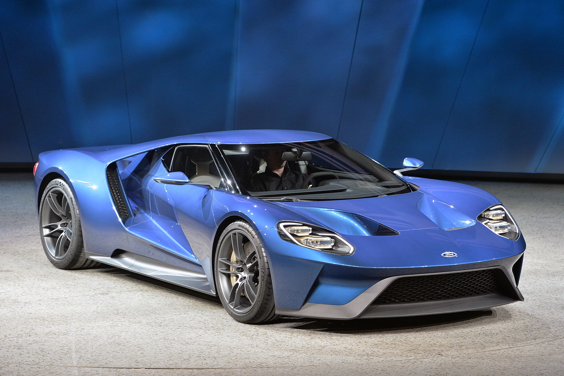 ford gt concept detroit 2015 photo gallery autoblog. Black Bedroom Furniture Sets. Home Design Ideas