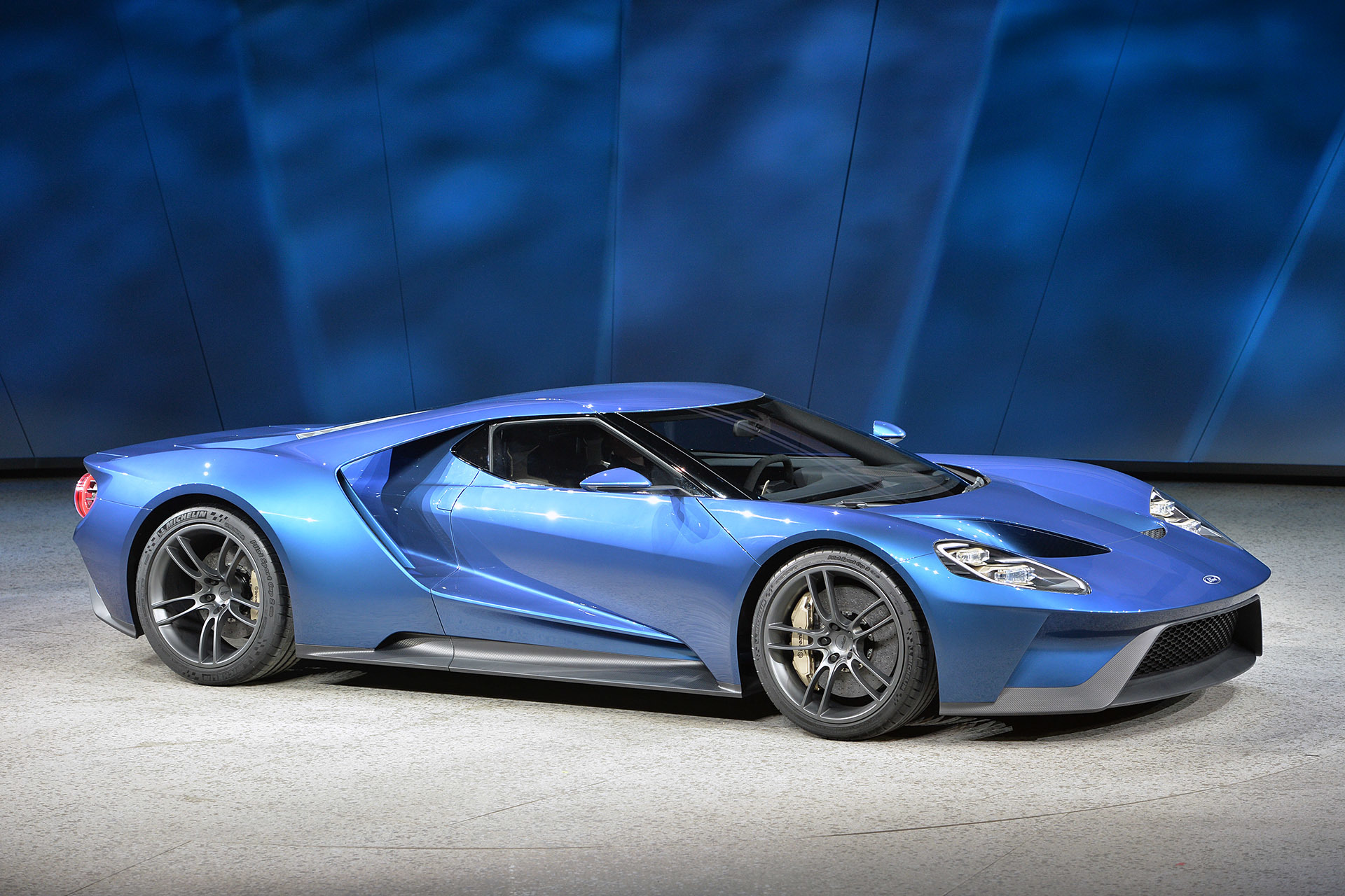 Ford GT Concept: Detroit 2015 Photo Gallery - Autoblog